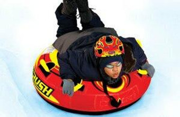 SportsStuff SPORTSSTUFF Rush Inflatable Snow Sport Ride On