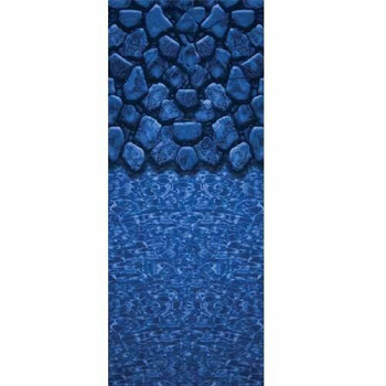 SwimLine Swimline Boulder Swirl 52 Side Wall Beaded Style Above Ground Pool Liner