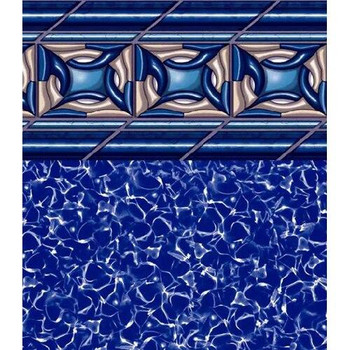 SwimLine Swimline Pacific Diamond 52 Side Wall Unibead Style Above Ground Pool Liner