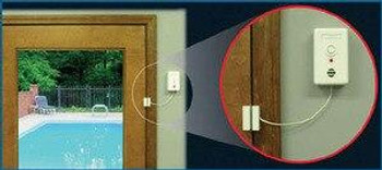 PoolGuard PoolGuard DAPT-2 - Door Alarm