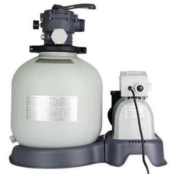 Intex Intex 16 Inch Sand Filter Pump Combo Model 28651EG