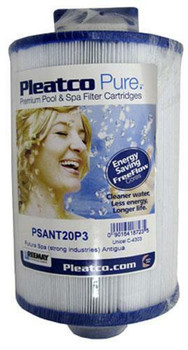 Strong Durasport Spas Replacement Filter Cartridges for Strong/Durasport Spas Pleatco Model PSANT20P3
