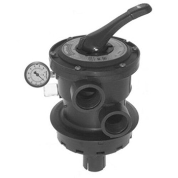 Hayward Hayward SP071621 Vari-Flo Valve Flange Clamp GMX600f and tank O-ring GMX600NM