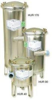 Harmsco Harmsco Stainless Steel Pool Filter HUR 170