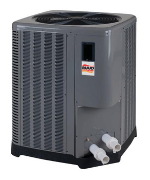 Raypak Raypak Ruud 130K Btu Titanium Digital D8450ti-E Heat Pump
