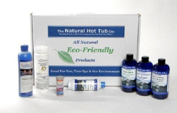 The Natural Hot Tub Company The Natural Hot Tub Company Full Circle Spa Program TM