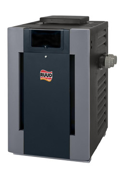Raypak Raypak Ruud M406a ASME Propane Cupro Nickel Heater C-R406A-EP-X