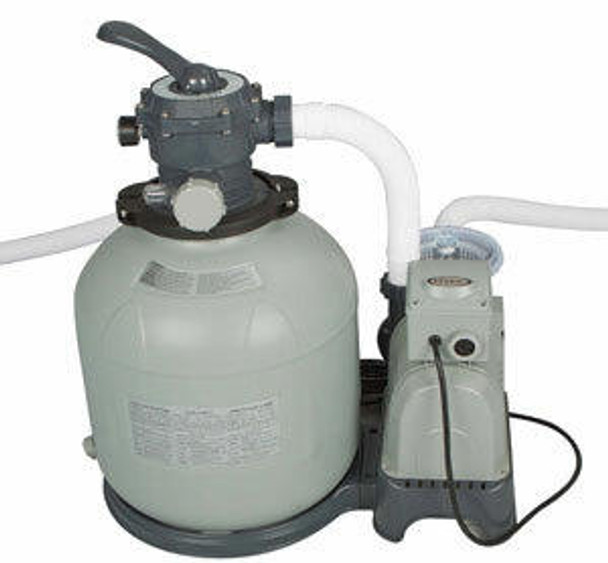 Intex Intex 14 inch Sand Filter Pump Model 28647EG