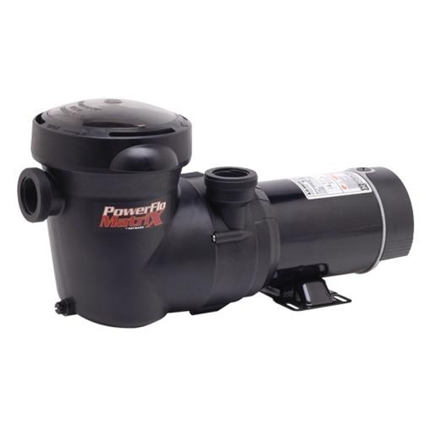 Hayward Hayward Power Flo Matrix 1.5 HP 2 Speed Pool Pump W3SP15932S