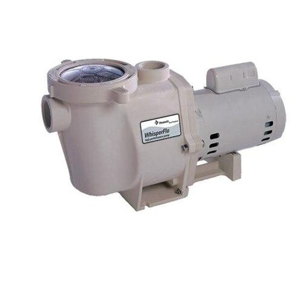 Pentair Pentair Whisperflo Dual Speed 1 HP WFDS-4 Pool Pump Model 011486