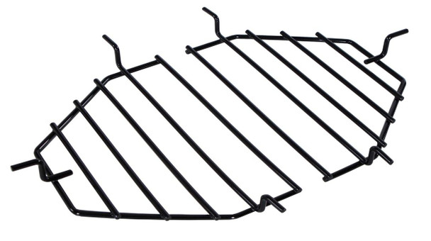 Primo Grills and Smokers Primo Grill Roaster Drip Pan Rack for Oval XL