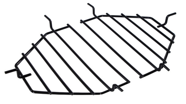 Primo Grills and Smokers Primo Grill Roaster Drip Pan Rack for Oval Junior