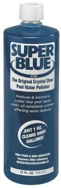 Raypak Super Blue Pool Water Clarifier 1 Quart