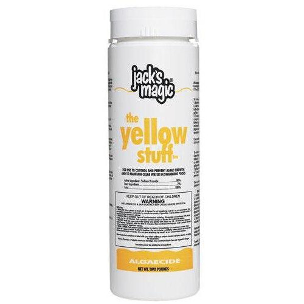 Jacks Magic Jacks Magic 2lb Yellow Stuff Algaecide