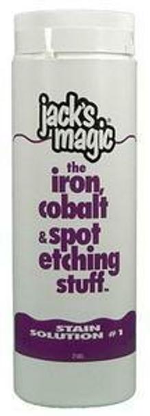 Jacks Magic Jacks Magic Stain Solution #1 The Iron, Cobalt and Spot Etching Stuff