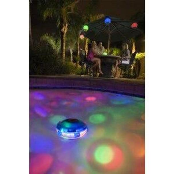 GAME Aqua Glow Starship The Underwater Light Show