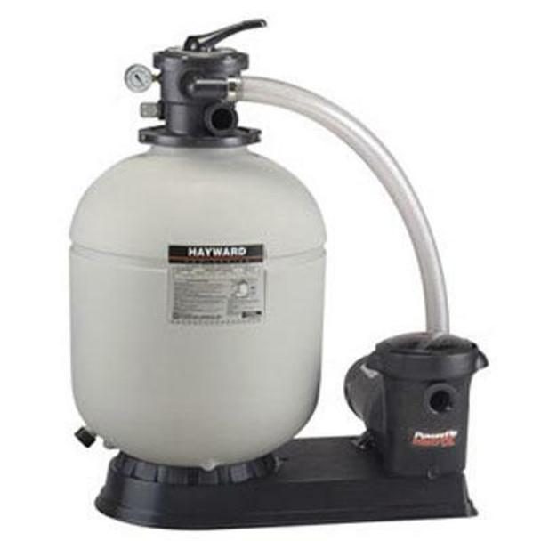Hayward Hayward Top Mount Sand Filter with Pump Combo