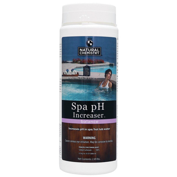 Natural Chemistry Natural Chemistry Spa Ph Up 2.49 Pound Bottle