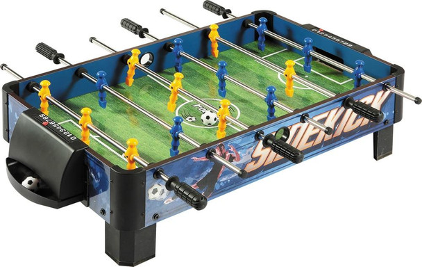 Carmelli Games and Sports Sidekick 38 Table Top Soccer Set
