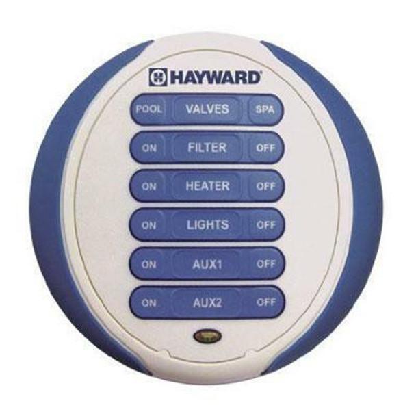 Hayward Aqua Logic Wireless Floating Spa Side Remote GLX-SSRF