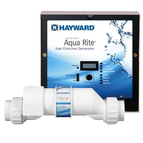 Hayward AquaRite Electronic Chlorine Generator up to 25k Pool
