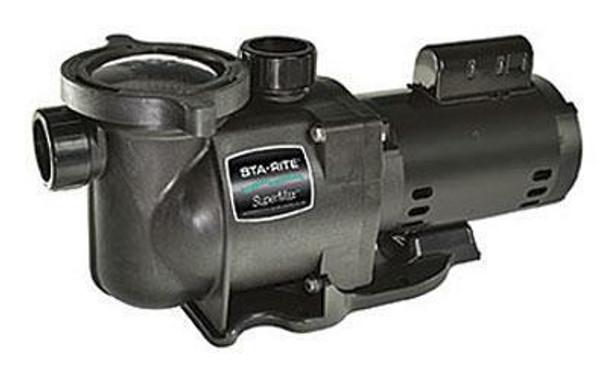 Sta-Rite Sta Rite SuperMax 2 HP Pump Model Number PHK2RA6G-104L