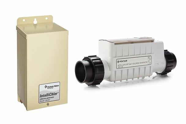 Pentair Pentair Intellichlor Salt Chlorine Generator IC40 and Power Center