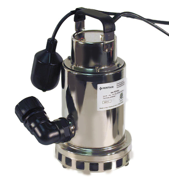 Pentair Pentair PCD-1000 Stainless Steel Submersible Pool Service Pump