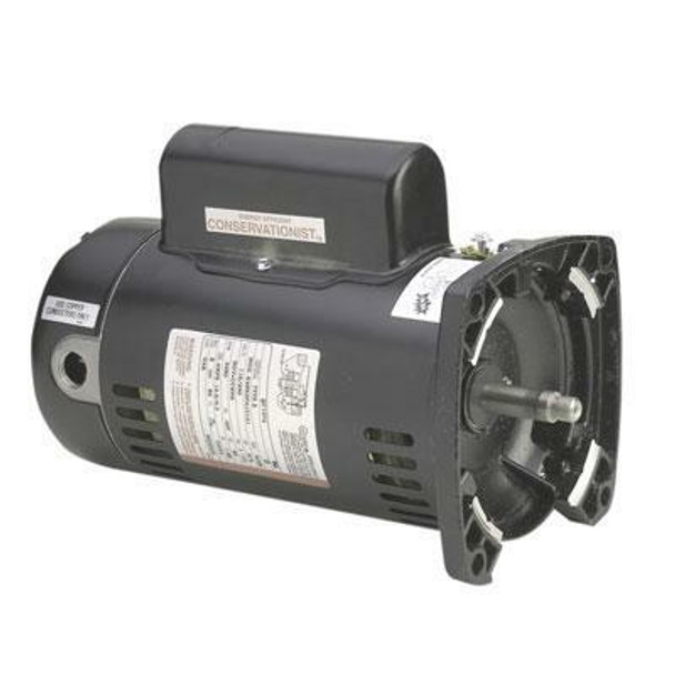 Regal Beloit AO Smith SQS1102R 1 HP 2 Speed Square Flange Replacement Motor