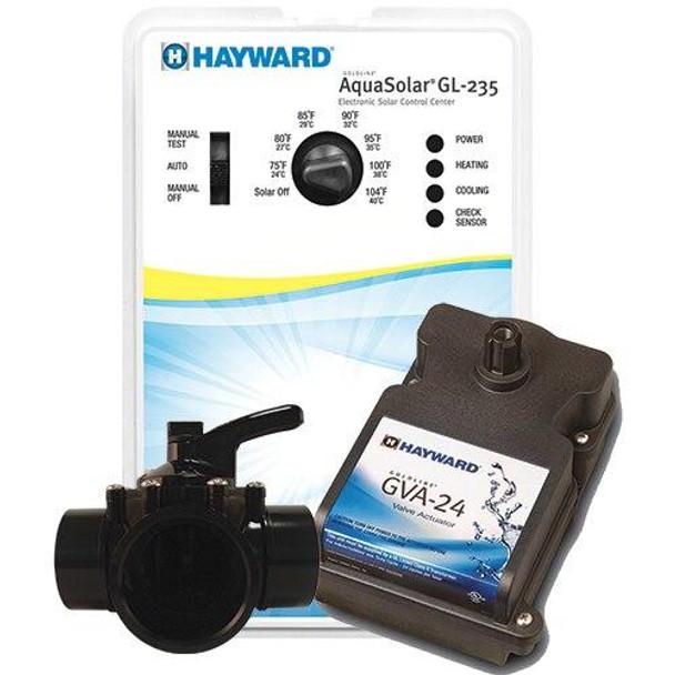 Hayward Hayward GLC-2P-A Solar Pool Heating Control