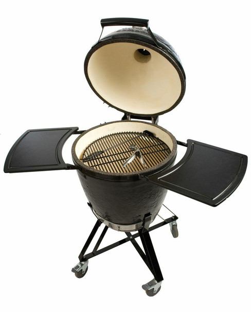 Primo Grills and Smokers Primo All-In-One Kamado Ceramic Grill Package 773