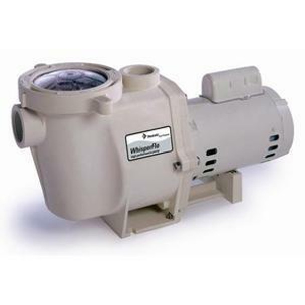 Pentair Pentair Whisperflo Dual Speed 1 1/2 HP Model 012518 Pool Pump