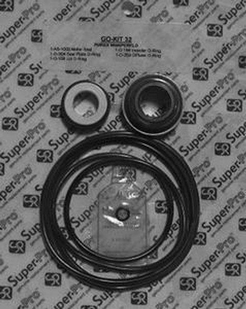 Hayward Hayward Tri-Star Pump Go-Kit80V Gasket Kit