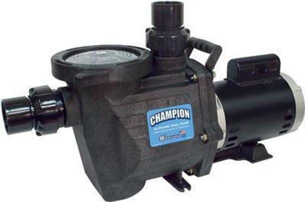 WaterWay WaterWay .75 HP Champion 56 Frame In-Ground Pool Pump