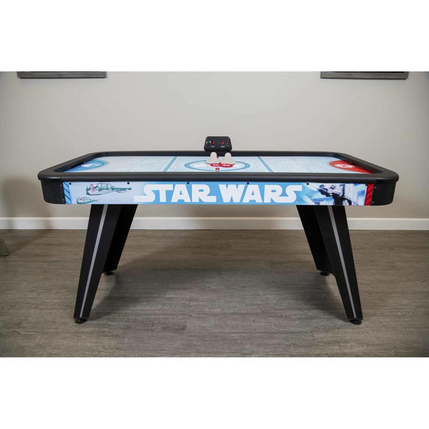 Blue Wave Star Wars Battle of Hoth 5-Foot Air Hockey Table