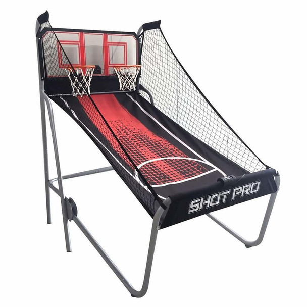 Blue Wave Shot Pro Deluxe Electronic Basketball Game