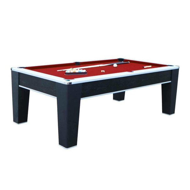 Blue Wave Mirage 7.5-ft Pool Table