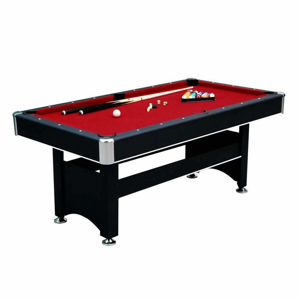 Blue Wave Spartan 6-ft Pool Table