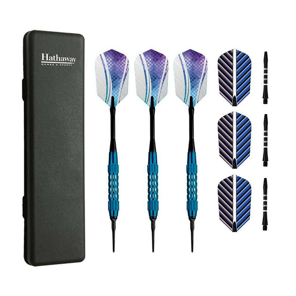 Blue Wave Galaxy Soft Tip Darts - Set of 3