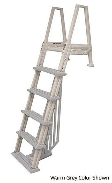 Confer Plastics Above Ground Deck to Pool Adjustable Ladder Confer Plastics 6000