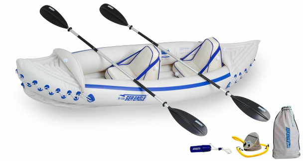 Sea Eagle Sea Eagle SE330K Pro Kayak Package