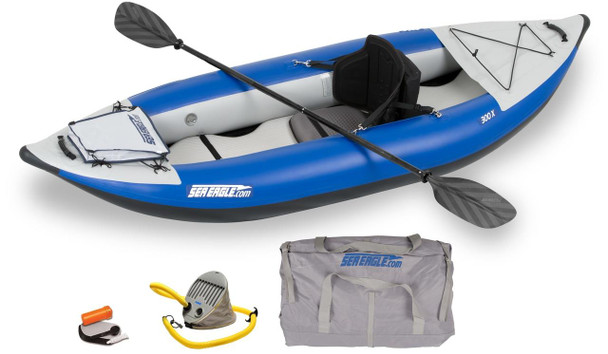 Sea Eagle Sea Eagle 300XK Pro Kayak Package