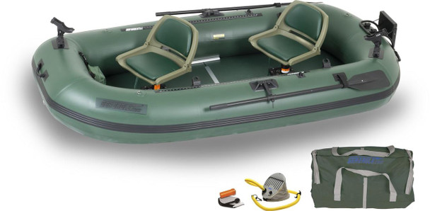 Sea Eagle Sea Eagle STS10 Stealth Stalker Inflatable Fishing Boat