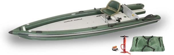 Sea Eagle Sea Eagle FSK16 Solo Startup Boat Package