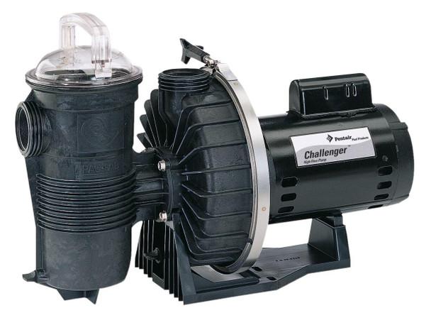 Pentair Pentair Challenger 2 HP Pool Pump Model Number 345208