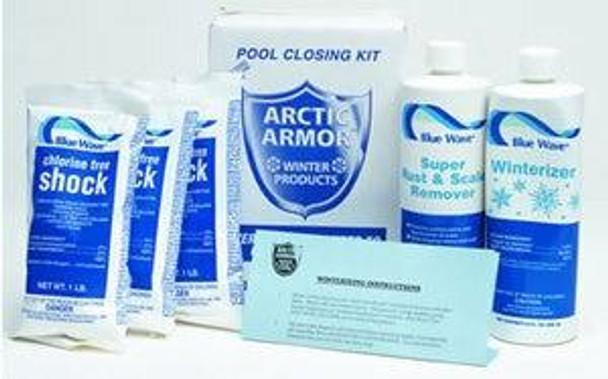Blue Wave Chlorine-Free Winterizing Kits