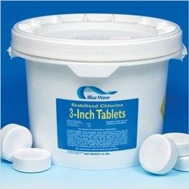Blue Wave BLUE WAVE CHLORINE 3 Tablets