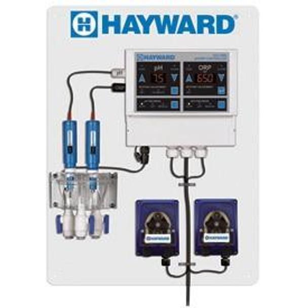Hayward HCC 2000 Cntrlr Pkg W/Premounted Chem Pumps USA