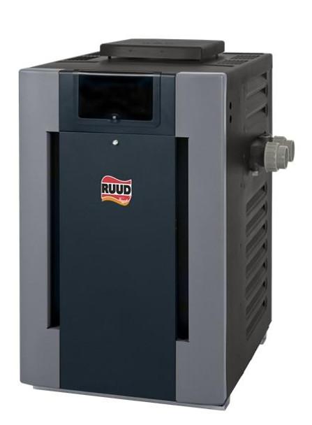 Raypak Raypak Ruud M206A 199K BTU Pool and Spa Natural Gas Heater Millivolt