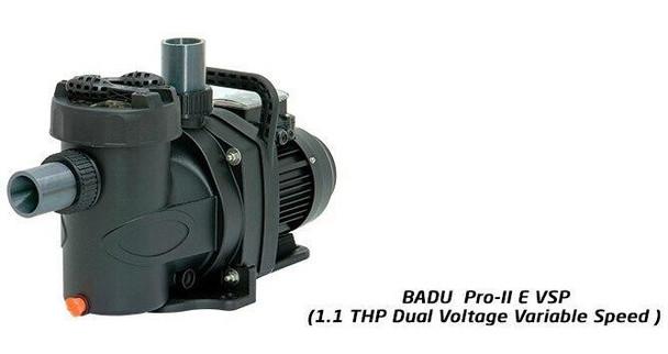 Speck BADU Pro Series Premium Energy Efficient Two Speed Pump